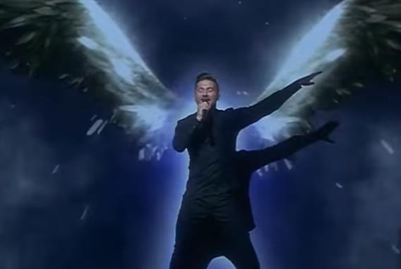 Сергей Лазарев - You Are The Only One (Евровидение 2016)