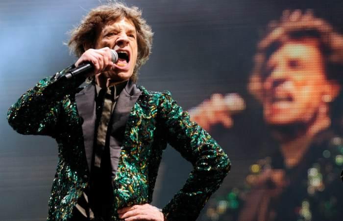 Солист The Rolling Stones Мик Джаггер станет отцом в восьмой раз