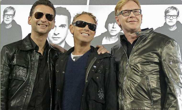 Depeche Mode представит новый альбом
