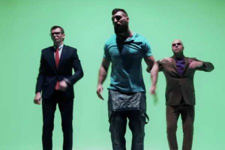 Иракли & Леонид Руденко - Мужчина не танцует